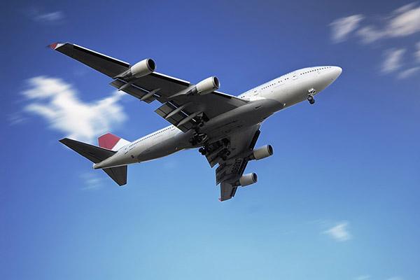 นำเข้าทางเครื่องบิน